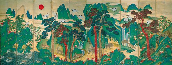korejska umetnost