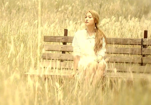 KARA Gyuri in Little Prince MV